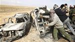 'Libyan rebels killed in NATO air strike'