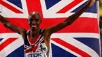 Familiar sight: Mo Farah outclasses rivals to stake himself as one of Britain's best athletes of all time [GETTY]