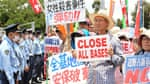 Japan's Okinawa rallies against US military base