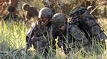 NATO troops carry out military exercise in Poland