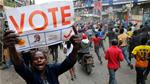 No incumbent president has ever lost an election in Kenya [Thomas Mukoya/Reuters]