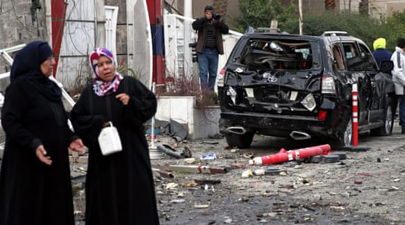 The UN report says that more than 55,000 civilians were killed or wounded in Iraq between January 2014 and October 2015 [File: Khalid Mohammed/AP]