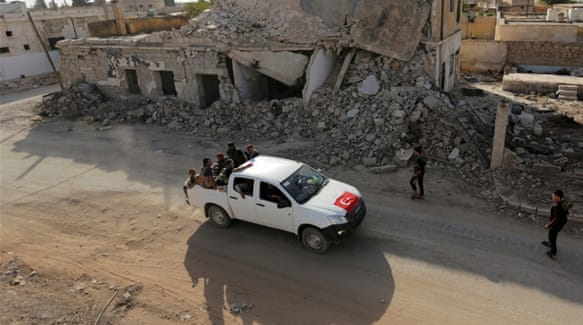 ISIS loses town