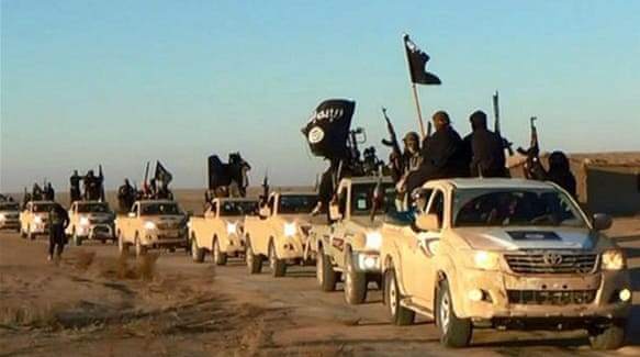 ISIS abducts 300 Syrians