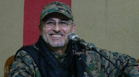 Hezbollah leader killed in Syria