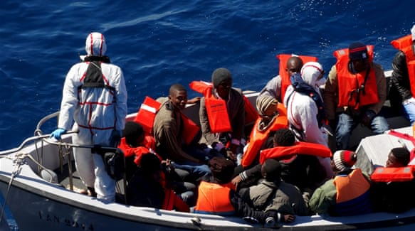 700 refugees feared drowned