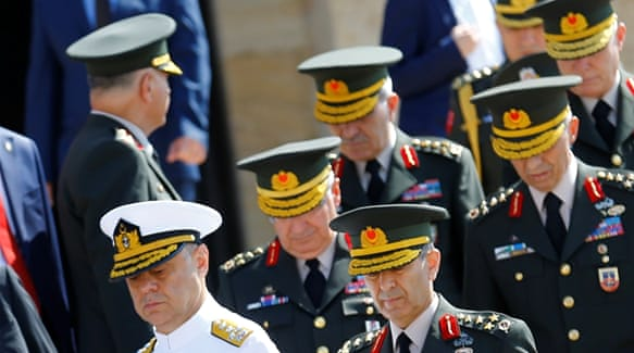 Turkish generals resign