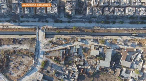Once Syria's economic powerhouse, Aleppo has been ravaged by the war that began in March 2011 [Al Jazeera]