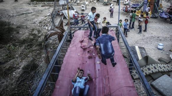 Syrians get no relief