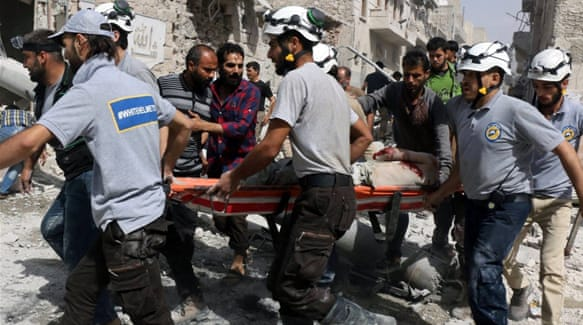 Aleppo disaster