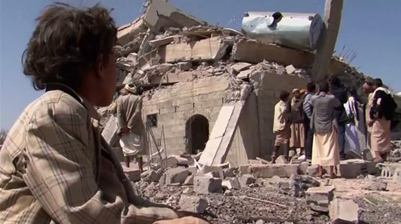 An unworthy war? US/UK reporting on Yemen