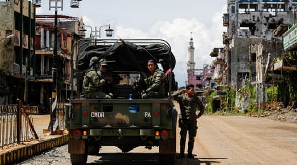 Delay in return 'boosts ISIL recruitment' in Philippines' Marawi