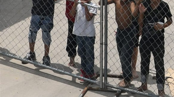 US has world's highest rate of children in detention: UN study
