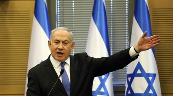 Israeli Prime Minister Netanyahu charged with bribery, fraud