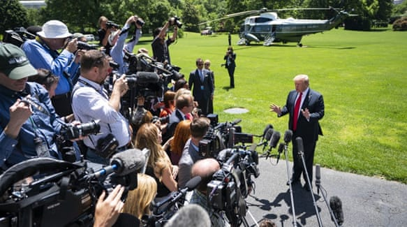 The media momentum for war with Iran