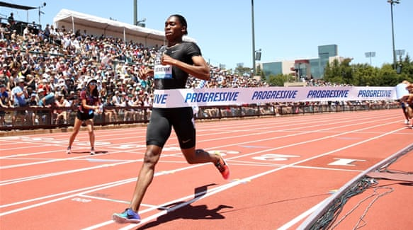 Caster Semenya out of Doha World Championships after court