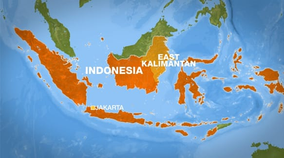Indonesia\'s new capital to be moved to Borneo island   News ...