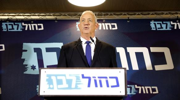 Gantz party says no to Netanyahu-led unity government