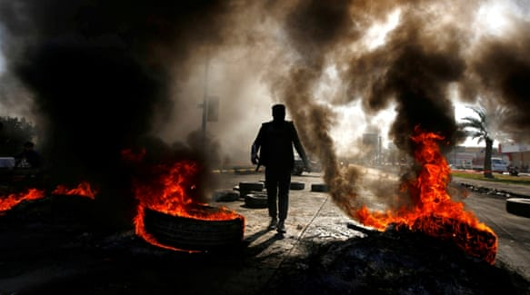 'Here to stay', vow Iraqi protesters as deadly violence surges