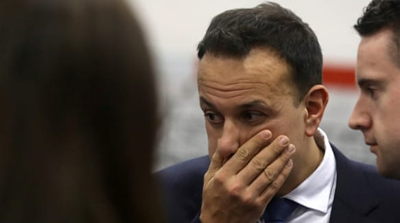 Irish PM Leo Varadkar resigns, retains caretaker role