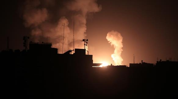 Six killed in Israeli air raid on Damascus: Monitor