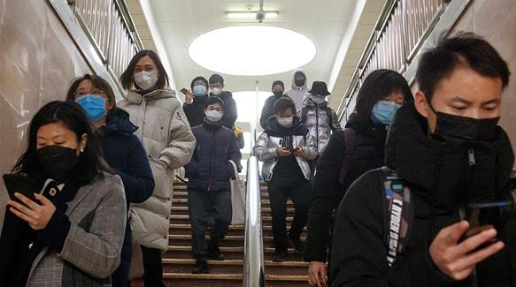 Controlling the coronavirus narrative: China's propaganda push