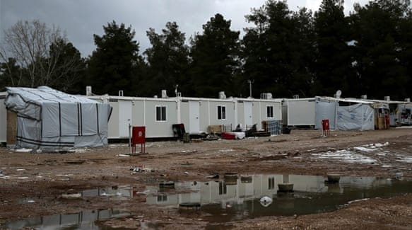 Greece quarantines camp as 20 refugees test positive for COVID-19