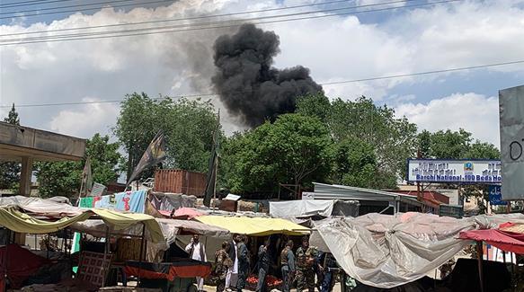 Afghanistan: Gunmen storm Kabul maternity hospital