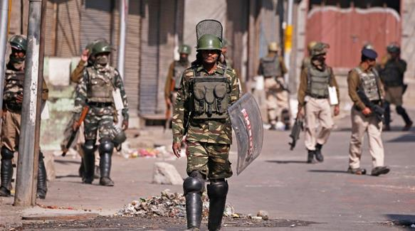 Curfew in Kashmir ahead of autonomy revocation anniversary