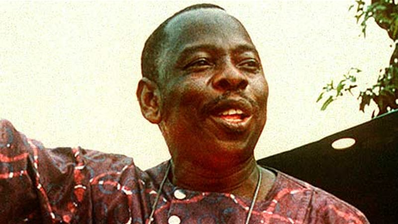 Siro-Wiwa's activism and his demise inspired ethnic nationalities and their sympathisers across the world, writes Ogundamisi [AFP]