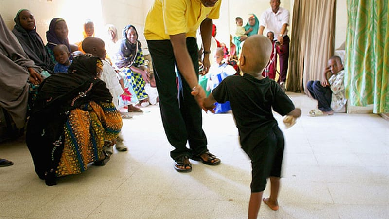 According to WHO, Nigeria accounted for 121 of the world's 222 polio cases in 2012 [FILE: GALLO/GETTY]