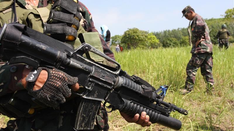 The Philippines' private armies
