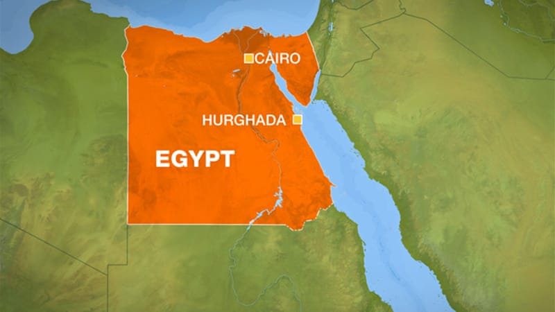 Two tourists killed and four wounded in Egypt knife attack