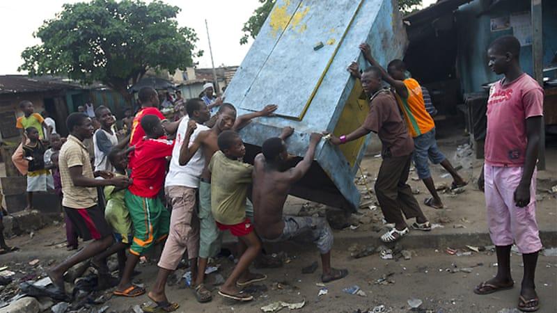 Ivory Coast: The brink of civi...