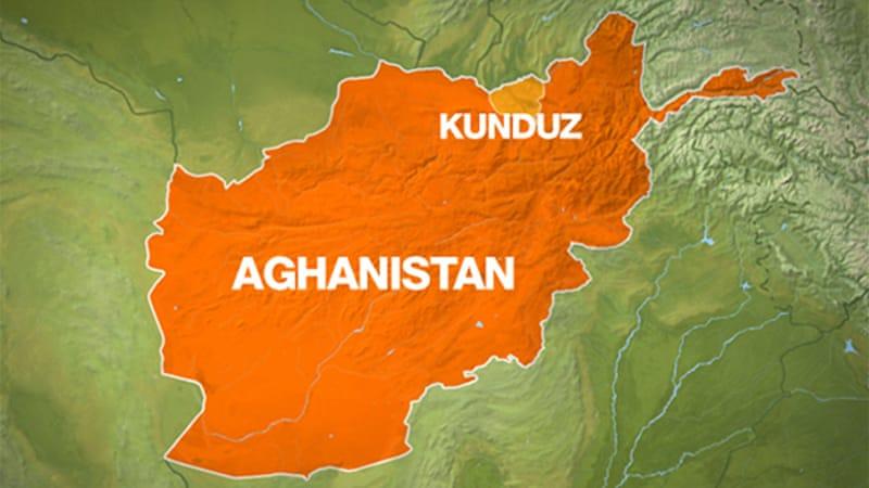 Suicide bomber targets Afghan police