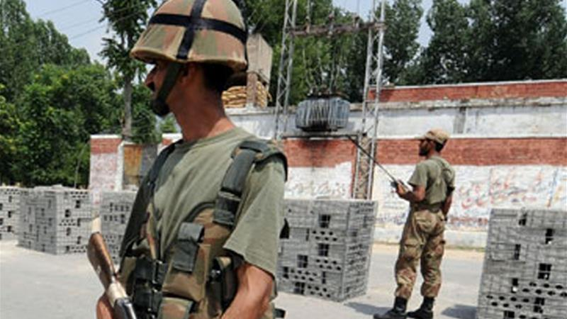 More than 6,000 security forces are deployed in Swat as security has remained a concern since the TTP was pushed out of the area in 2009 [File: Aamir Quresh/Reuters]