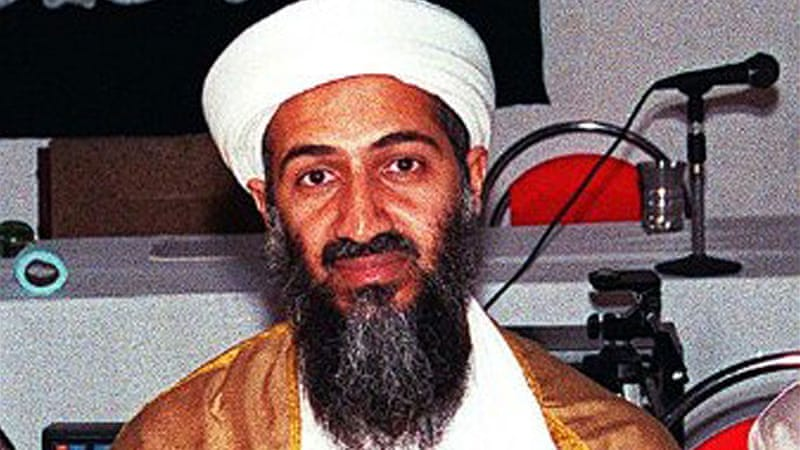 The CIA used the immunisation programme  in its hunt for Osama bin Laden [AFP]