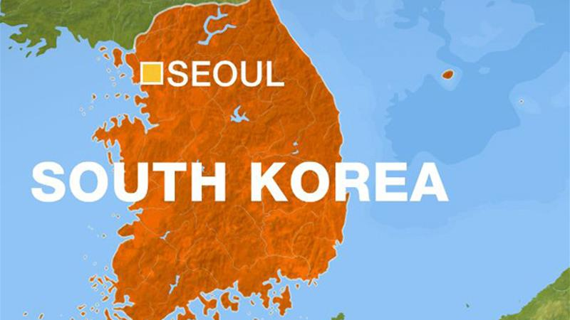 South Korea's coast guard rescues all 163 after ferry hits rock