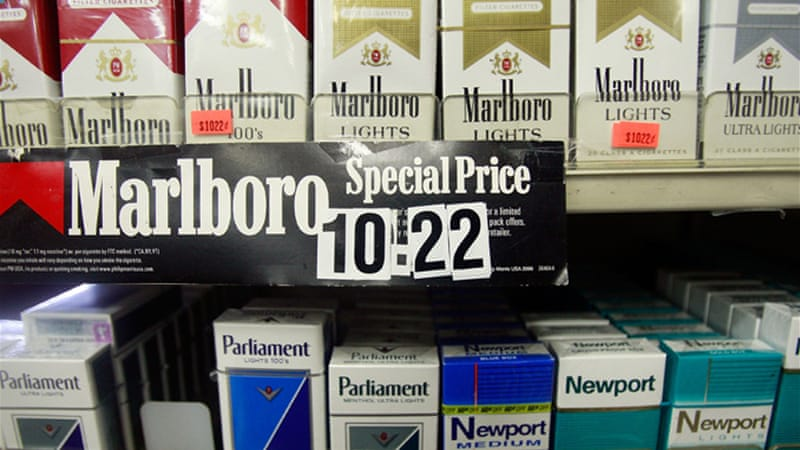 Australia court backs new tobacco laws | News | Al Jazeera