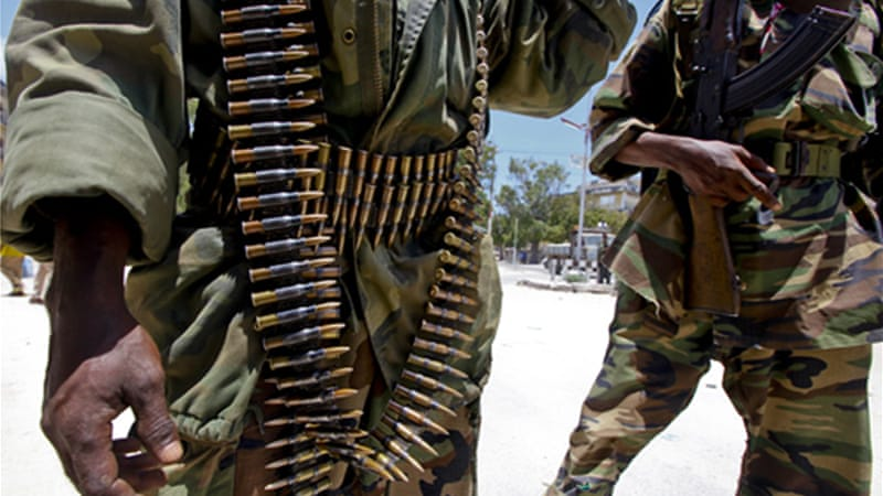 Somalia's child soldiers