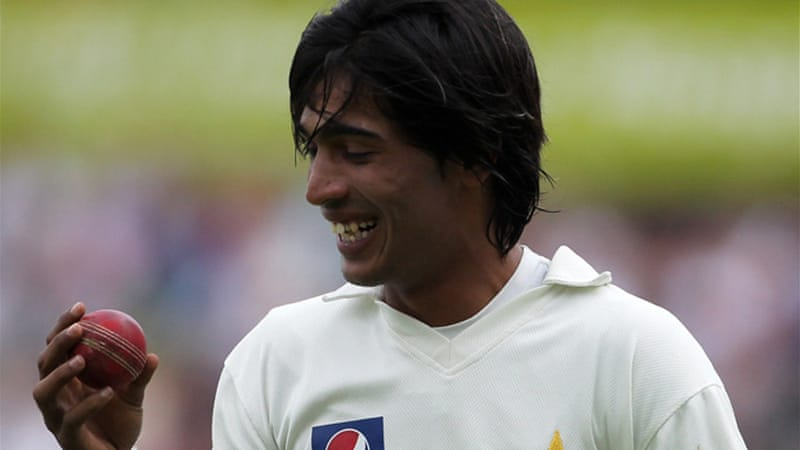 Amir pleaded guilty in court to charges of spot fixing in 2011 [GETTY]