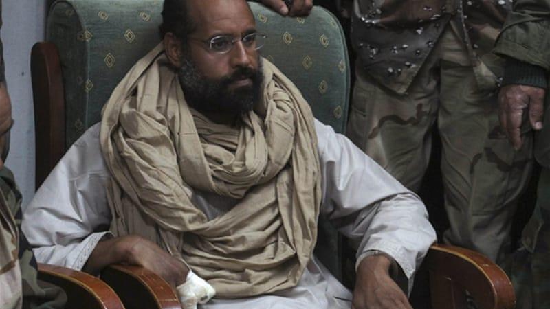 Resultado de imagem para Saif Al-Islam al-Gaddafi