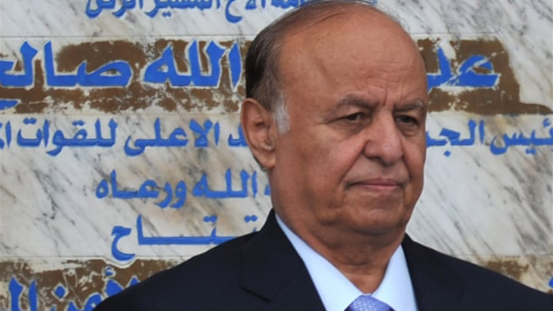 Hadi had local, regional and international support but was forced to quit by Houthi rebels