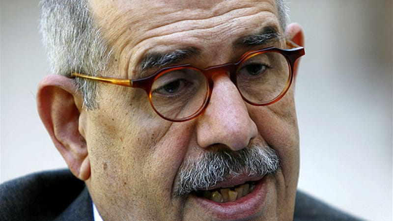 "ElBaradei rejected Morsi's earlier invitation for national unity talks as  ""cosmetic and not substantive [Reuters]"