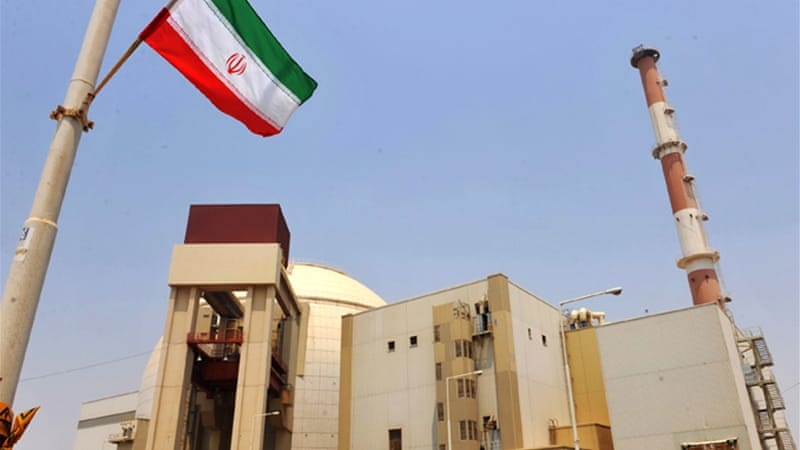 Iran  insists its nuclear programme is for civilian use but Western nations suspect it is trying to build a bomb [AFP]