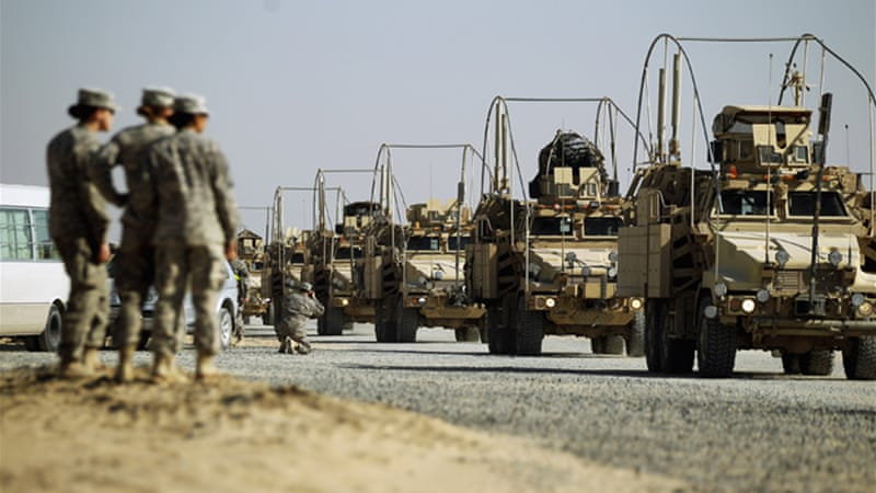 The last US combat troops withdrew from Iraq in December 2011 [GALLO/GETTY]