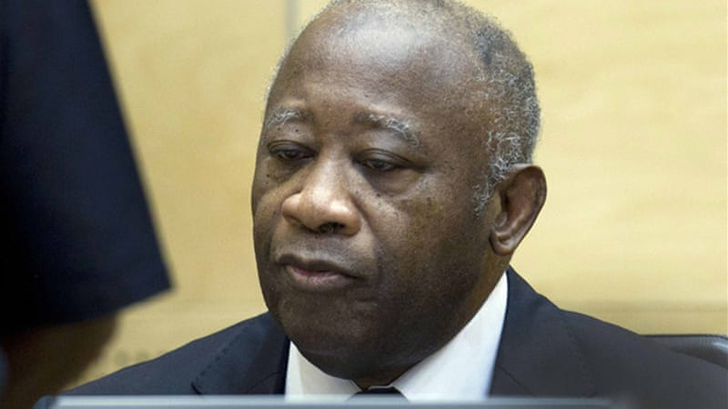 Gbagbo is facing charges of crimes against humanity regarding post-election violence in the Ivory Coast [Reuters]