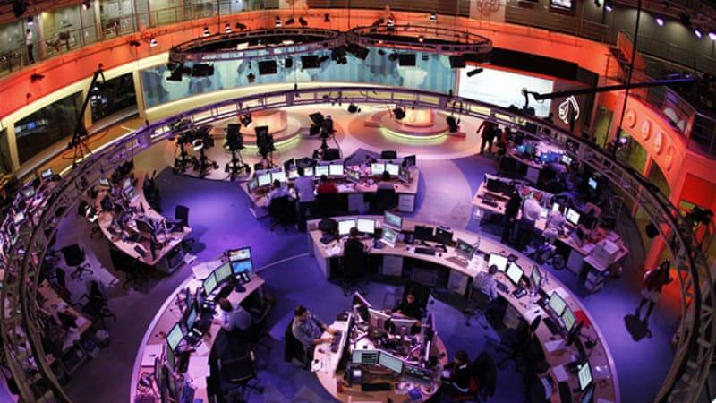 Al Jazeera English available in HD Freeview - Al Jazeera English