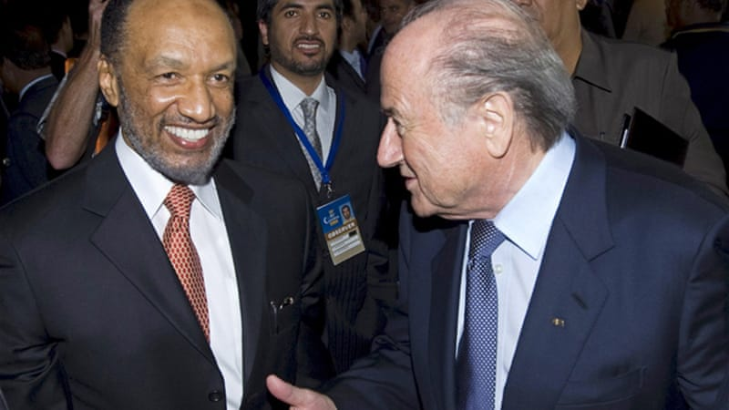 Bin Hammam resigned from all football-related positions on December 15, in a letter to both FIFA and the Asian Football Confederation [EPA]