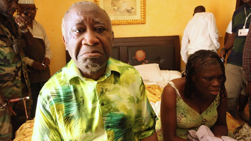 Like his wife, Gbagbo is also facing four counts of crimes against humanity, including murder and rape [Reuters]